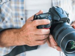 Professional Camera