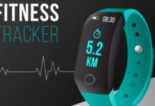 Garmin Fitness Tracker